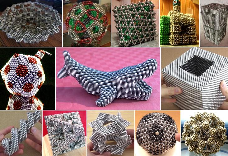neocube sculptures