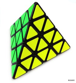 4x4 pyraminx puzzle