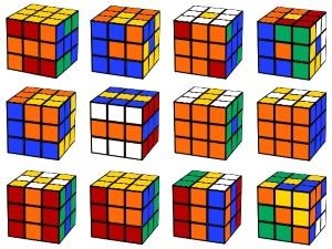 Rubiks Cube Patterns 3x3