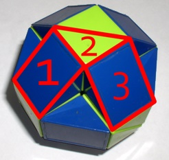 rubiks snake ball solution