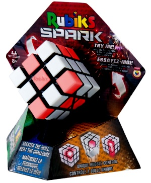 rubiks spark electric puzzle cube