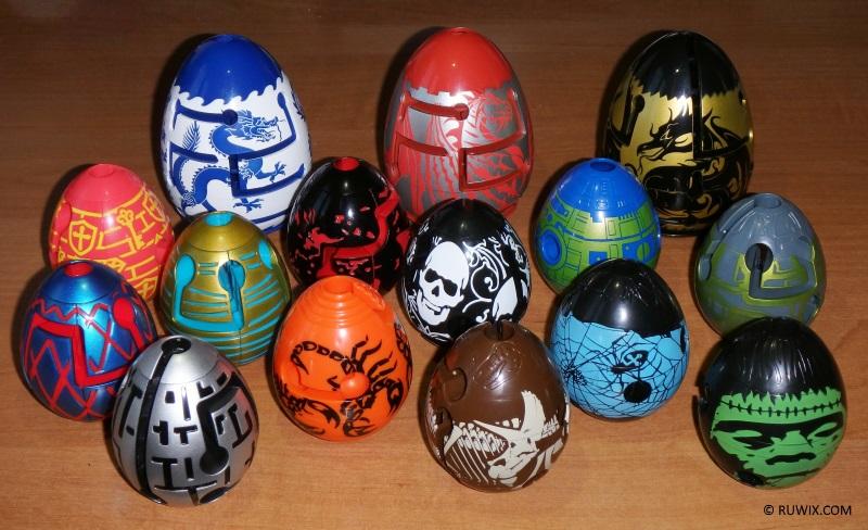 smart egg puzzles