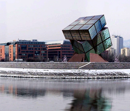 According to the plans the Rubik's Cube Museum will begin on the 40th anniversary of the invention in 2014, which is also the 70 birthday of the inventor, Rubik Erno. The museum might open for the public in 2017 next to the Rákóczi Danube bridge in Budapest.