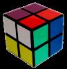 2x2 cube blocks