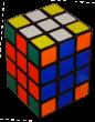 3x3x4 cuboid cross