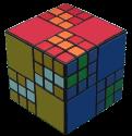 chimera 2x2-plus-6x6