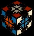 circle david gear cube