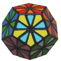 crystal-pyraminx-flower-pattern