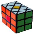 four points box cube