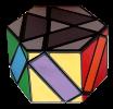 hexagonal prism pattern