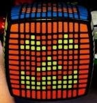 jack lantern 13x13 pattern redkb