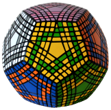 how to solve a megaminx algorithms