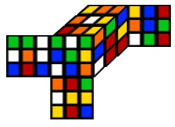 Rubik's Cube puzzle Scrambler and Notation