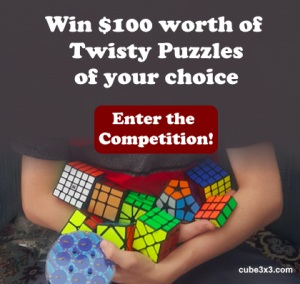 cube 3x3 competition