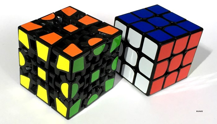Gear Cube Extreme and Ultimate - How to solve them easily?