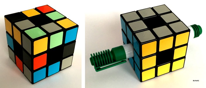void cube rubiks