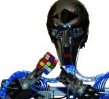 rubiks robots