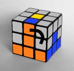 solve F2L rubiks cube