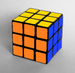 cube solved