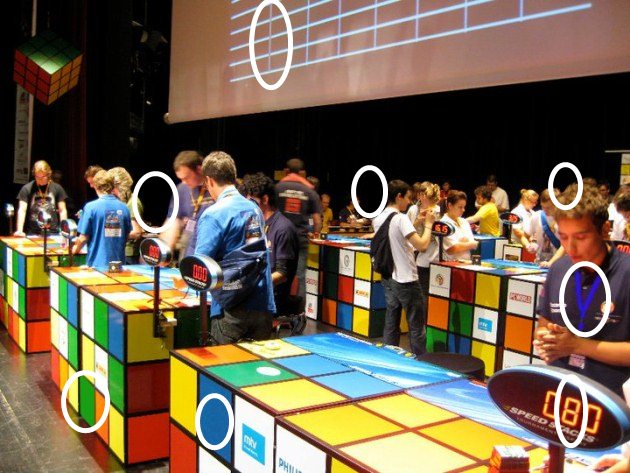 spot rubiks cube solver competition solution