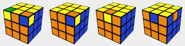 Unsolveable Rubik's Cube - Invalid scramble
