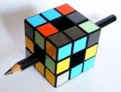 void cube pencil rubiks Void Cube