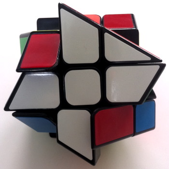 windmill cube solution