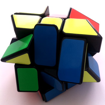 how to solve windmill cube edges