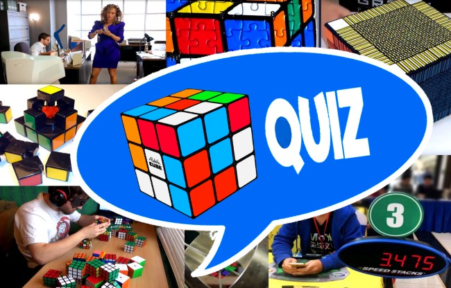 Rubik's Cube and Twisty Puzzle Quiz