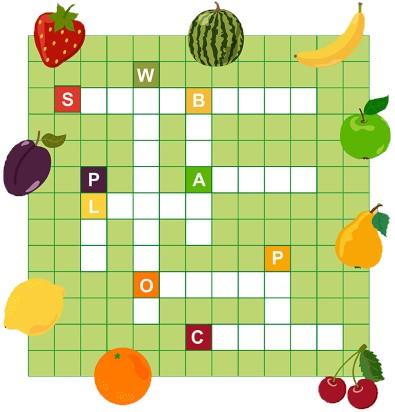 crossword puzzles children